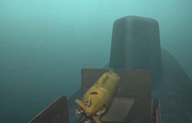 600mの津波を起こすロシアの核魚雷「ポセイドン」