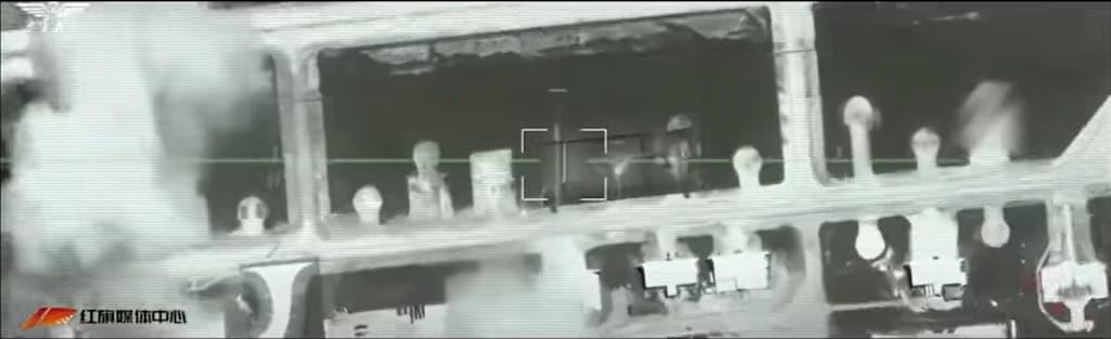 中国がグアムの米軍基地を爆撃するシミュレーション動画を公開