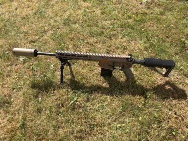 デンマーク軍がコルト・カナダC20狙撃銃を採用
