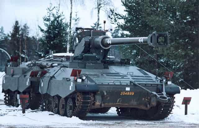 スウェーデンがかつて開発したUDES-XX-20