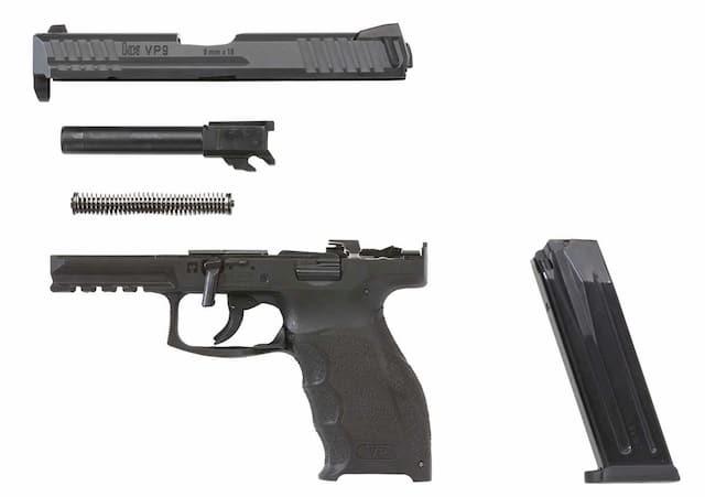 SFP9|自衛隊の新拳銃
