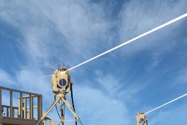 米空軍がUTVに搭載した移動式レーザー兵器CLWSによるドローンの撃墜に成功