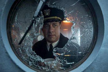 グレイハウンド|スクリーンで見たかった海戦映画|レビュー・ネタバレ