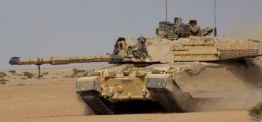 イギリス軍は未来の戦争を見据え全ての戦車を廃止するかもしれません