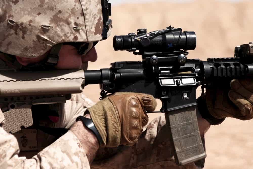 U.S. Army adopts SIG's DVO for new optical sight for M4A1