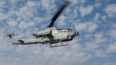 米海兵隊の攻撃ヘリAH-1Wスーパーコブラが引退