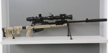 極東のロシア東部軍諸兵科連合にSV-98M狙撃銃が配備