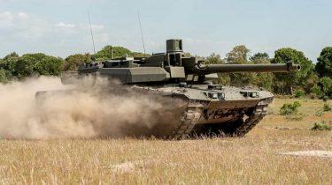 ドイツとフランスは新世代の戦車MGCSを開発します