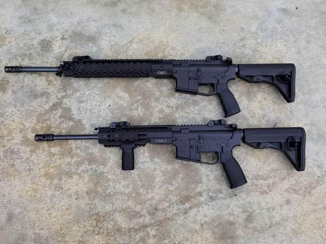 タイ軍が国産のNARAC556アサルトライフルを購入