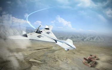 ミサイルよりも安価な誘導兵器「神風ドローン」