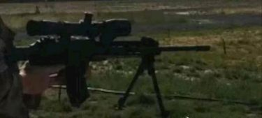 QBU-191|ベールに包まれた中国人民軍のマークスマンライフル
