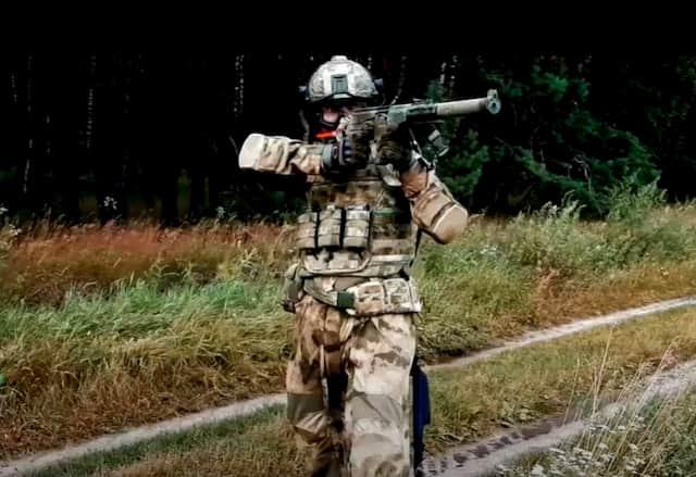 ロシアのロステックが軍用パワードスーツを公開