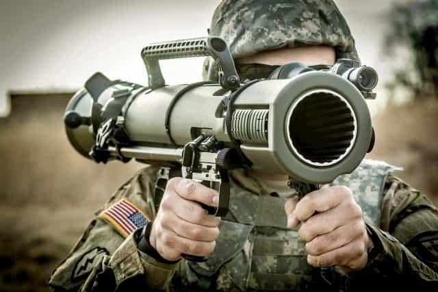 米軍は最新のカールグスタフ無反動砲M3E1を購入します