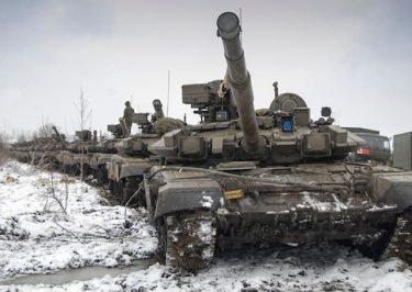 ロシアが北方領土にT-72B3戦車を配備。その性能は?