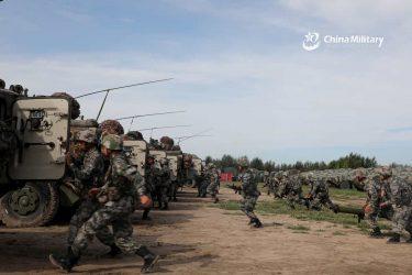 中国の軍事力の実力は?