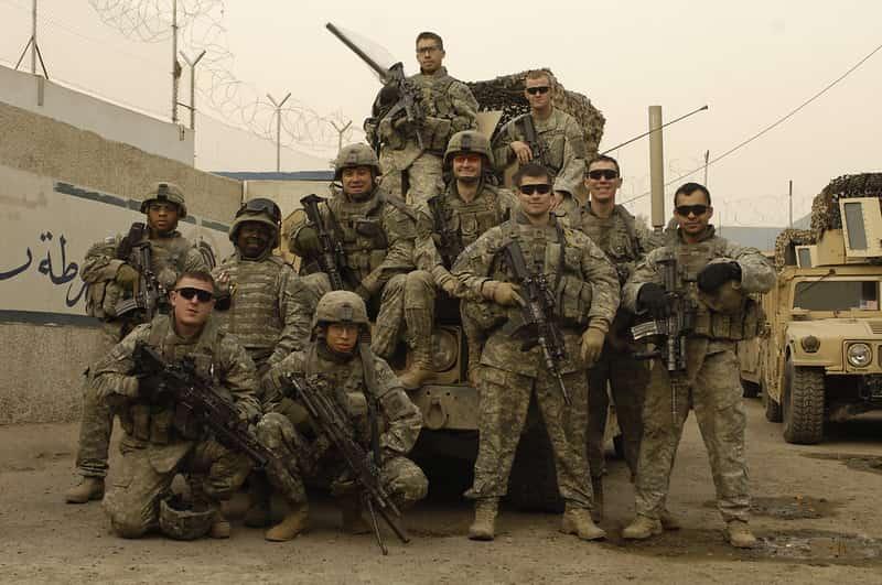 米陸軍は分隊規模の変更を検討しています