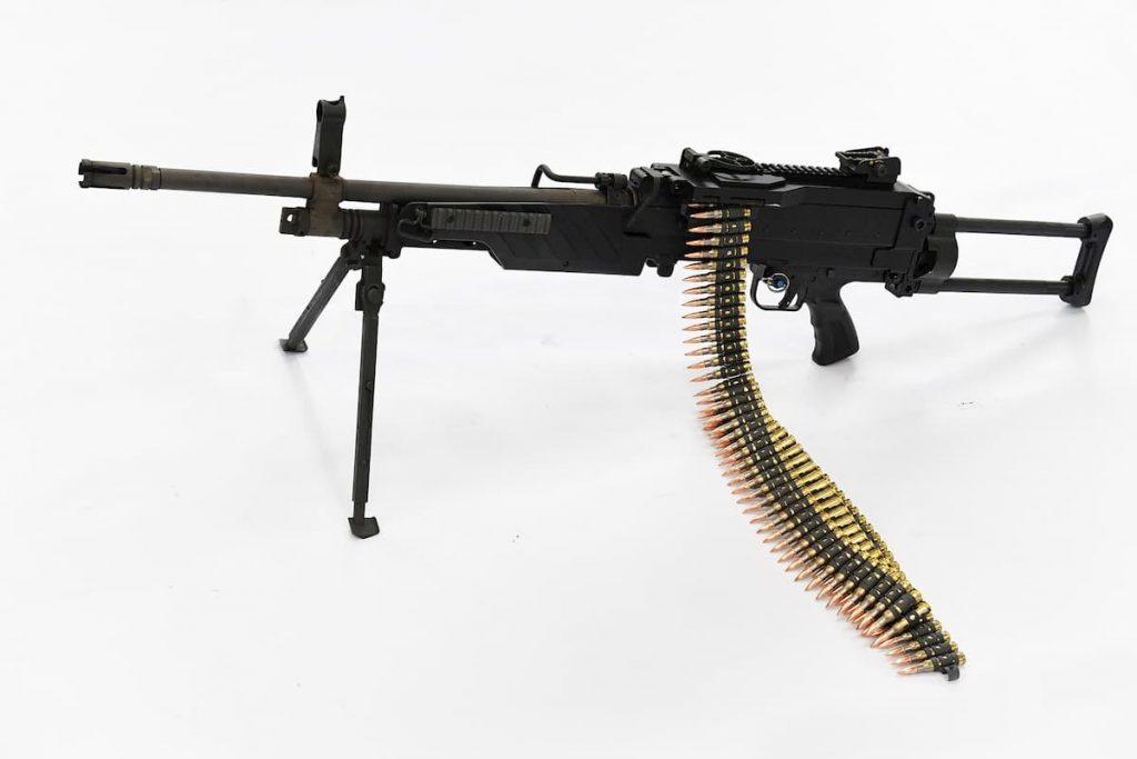 K12|韓国軍の新しい汎用機関銃