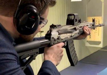 次世代AKシリーズの最新モデルAK-521の映像が公開