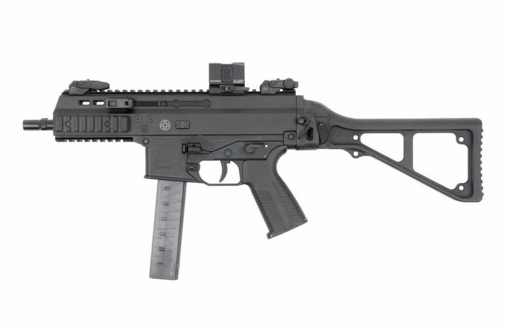 APC9|米軍が採用するサブマシンガン
