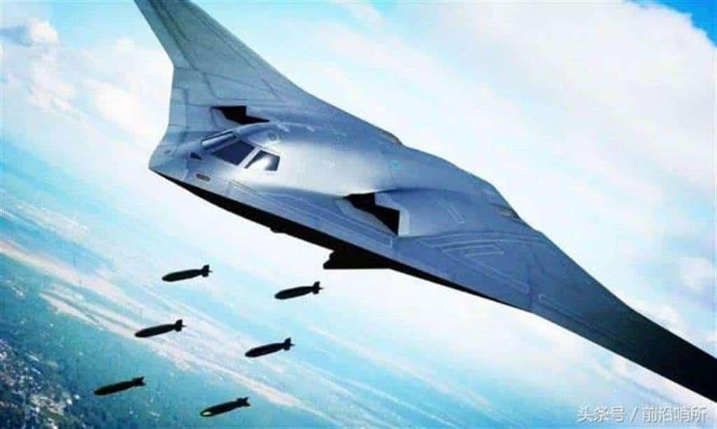 中国軍のH-20ステルス爆撃機は1.3万キロの航続距離を持ちハワイを往復できます