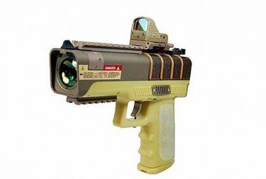 爆弾を降らせるレーザー銃LA-10U/PEQハンドヘルドレーザーマーカー