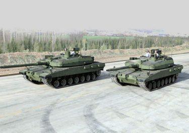 トルコはアルタイ主力戦車の欠陥で同じ失敗をした韓国に助けを求めます