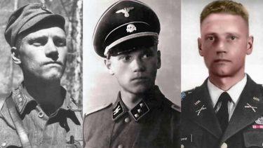 フィンランド軍、SS親衛隊、米陸軍特殊部隊と3つの旗の下で戦った男