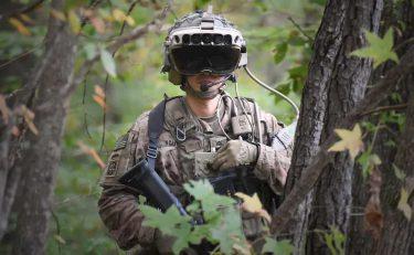 軍用HoloLensの拡張現実で兵士の戦い方は大きく変わる