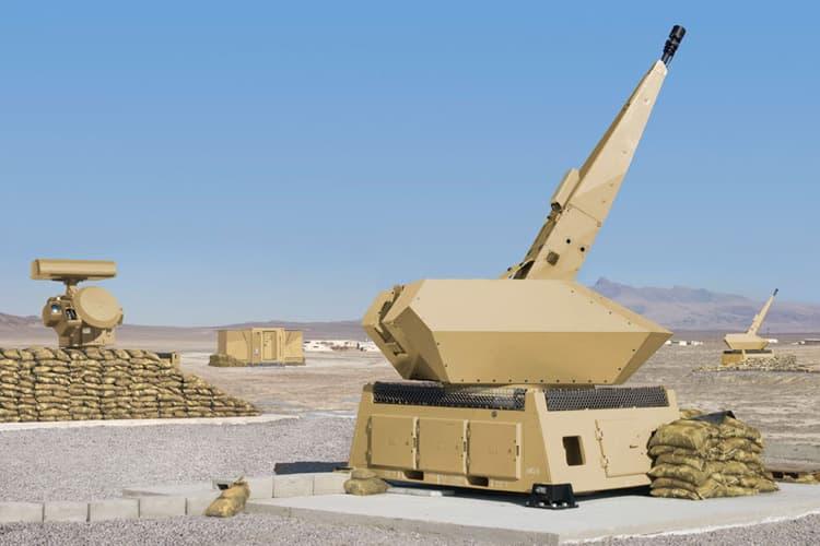 防空システム「スカイシールド」はどんな小さな標的も逃しません
