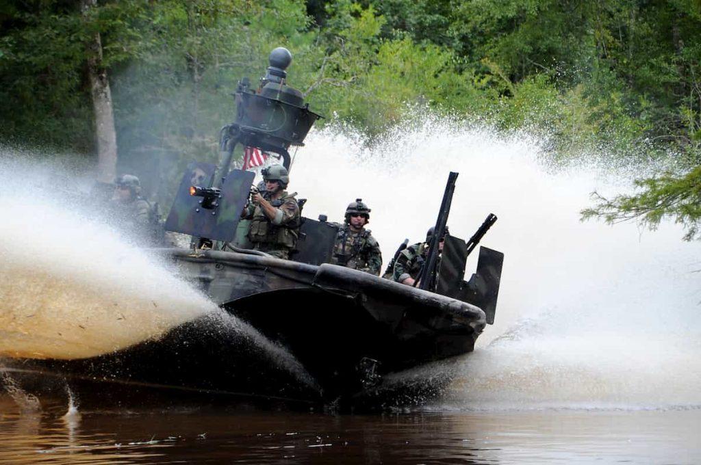 SWCC|米海軍特殊作戦舟艇戦闘員