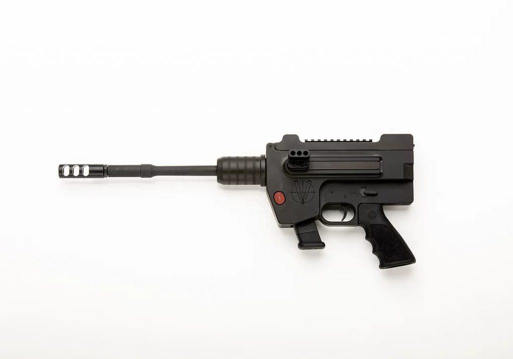 M20 |スクウェアなサブマシンガン