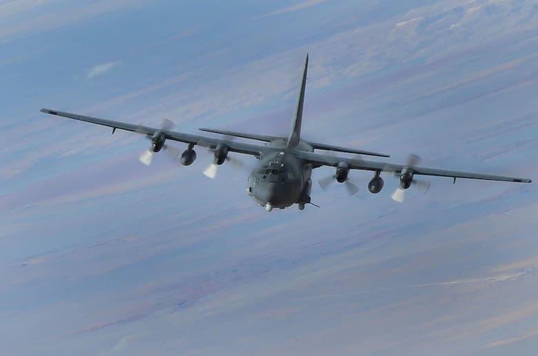 AC-130W StingerIIガンシップ