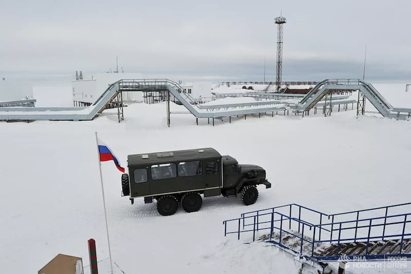 ロシアはソ連崩壊で閉鎖された北極圏の兵器研究所を復活させる