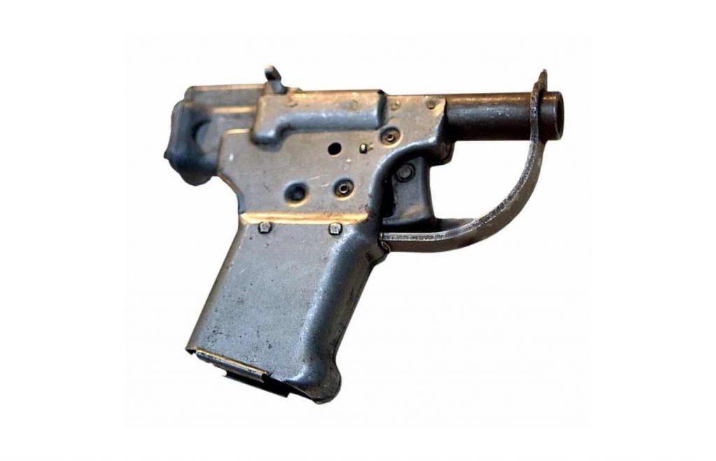 FP-45リベレーター たった2ドルでつくられた珍銃