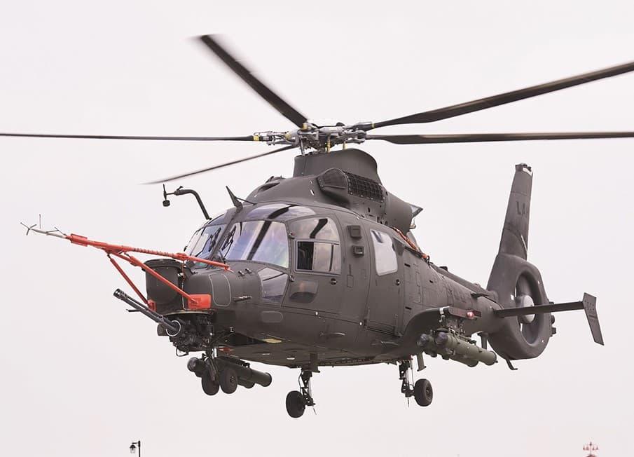 韓国KAIの軽武装ヘリLAHが初期生産に