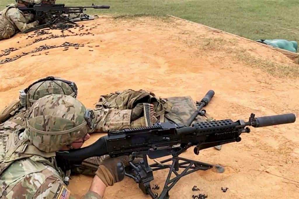 米陸軍はM240機関銃用のサプレッサーをテストしており、高評価を得ています