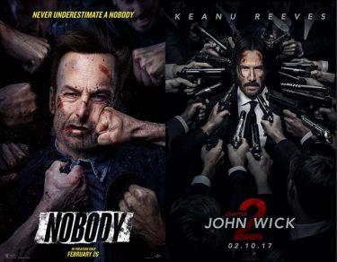 ジョン・ウィックプロデュース映画『Mr.ノーバディ』