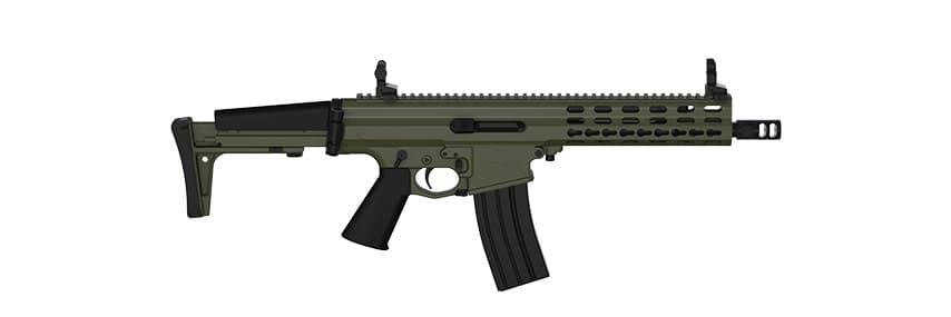 XCR|特殊部隊向けに開発されるもSCARに敗れた小銃