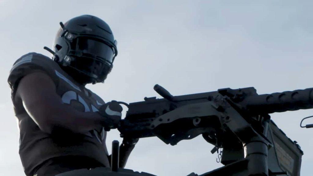 ウルフハウンドモデルの陸軍ユニフォームがめっちゃカッコいい!