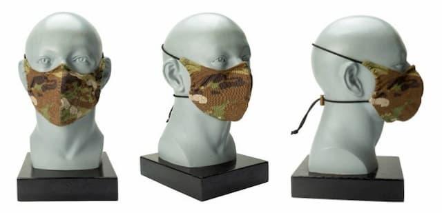 米陸軍は戦闘用のフェイスマスクを導入します