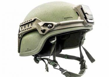ドイツ軍は特殊部隊の次世代ヘルメットにBaltskin Viperを調達します