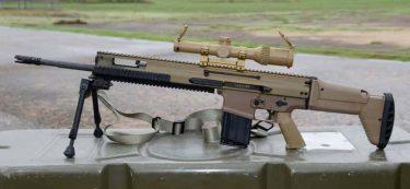 仏軍は最初のGlock17とFN SCAR-H PRを受け取りました