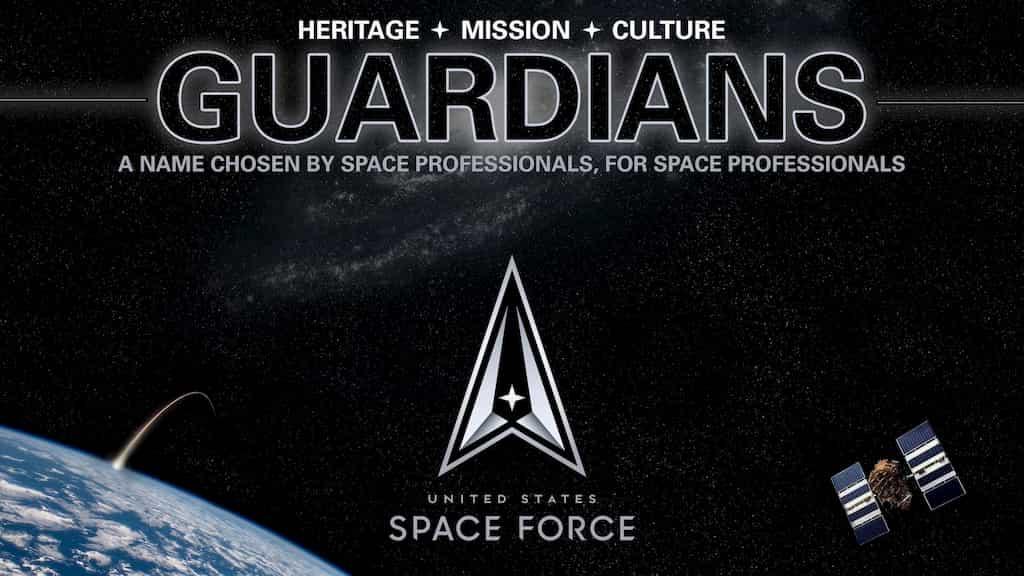 米宇宙軍のメンバーは正式にGuardians(ガーディアンズ)と呼ばれます