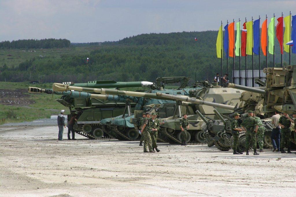 世界の軍需企業売上高上位25社が発表!米国11社、中国4社がランクイン。日本は?