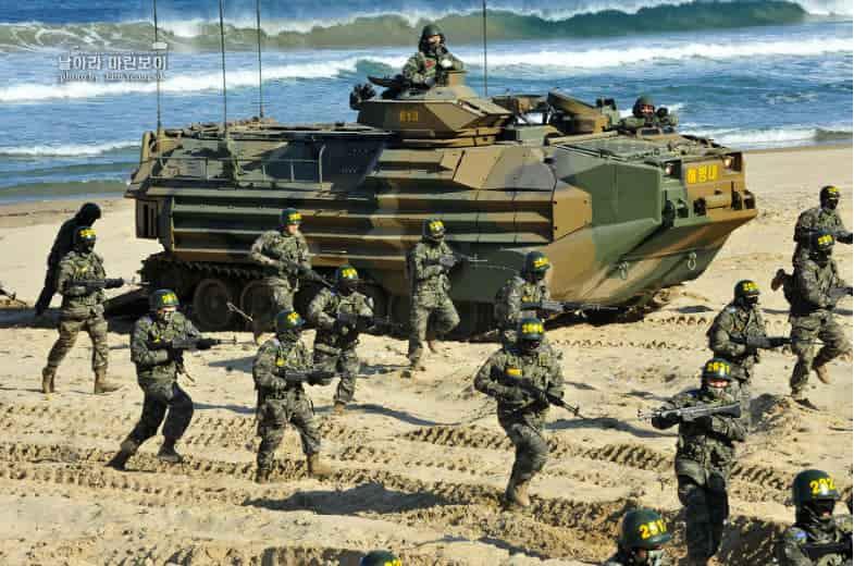 大韓民国海兵隊