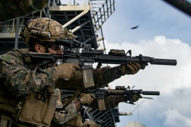 世界最強の海兵隊トップ5選