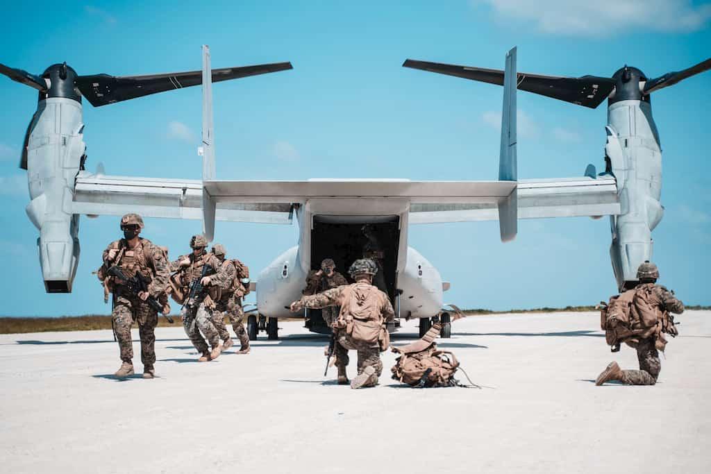 アメリカ海兵隊