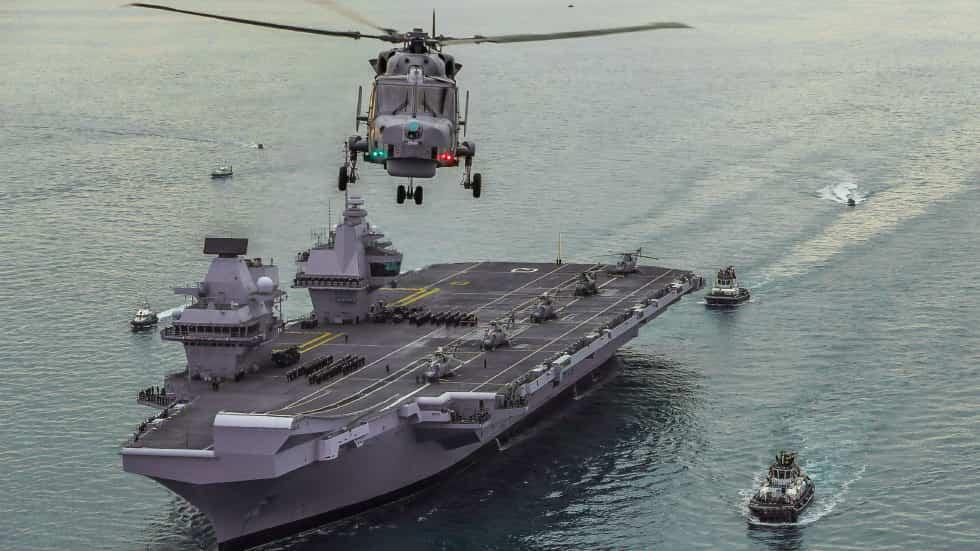 HMSクィーン・エリザベス