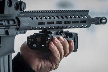 米陸軍はライフル用のスタビライザー(安定装置)をテストしています