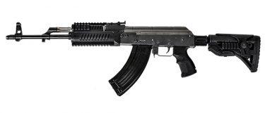 フィンランド国防訓練協会は韓国製のAKMライフルを調達する
